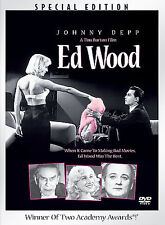 Ed Wood (Special Edition), New DVDs
