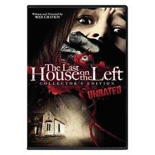 The Last House on the Left, New DVDs