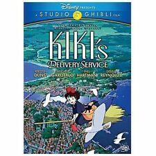 Kiki's Delivery Service (DVD, 2010, 2-Disc Set, Special Edition) w/ Slip Cover