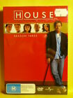 House - Season 3 (6 Discs) R4 DVD set Sealed NEW