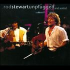Unplugged...and Seated [CD & DVD] by Rod Stewart (CD, Mar-2009, 2 Discs, Warn...