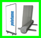 ROLL UP Banner DISPLAY inklusive DRUCK 85 x 200 cm Messestand !! AKTION !! NEU