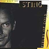 Fields of Gold: The Best of Sting 1984-1994 [UK] by Sting (CD, Nov-1994, A&M...