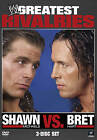 WWE: Greatest Rivalries - Shawn Michaels vs. Bret Hart, New DVDs