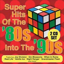 SUPER HITS OF THE '80S INTO THE '90S [3/18] - NEW CD