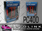 BATTERY CHARGER PROJECTA PC400 Automatic 12V 4 AMP 6 Stage SUIT MOTORBIKE JETSKI