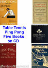 Vintage c1900 Table Tennis Ping Pong Ping-Pong Books on Disc Rules How to Play
