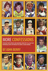 JOHN BERRY MORE CONFESSIONS SPEEDWAY FROM THE 70s & 80s FIRST ED PAPERBACK 2006