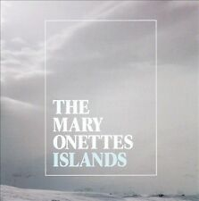 THE MARY ONETTES, ISLANDS, SEALED SWEDISH 10 TRACK CD ALBUM FROM 2010