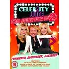 Celebrity Juice Too Juicy For TV 2 NEW SEALED