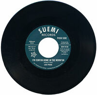 "LOU PRIDE  ""I'M COM'UN HOME IN THE MORN'UN""   NORTHERN SOUL MONSTER    LISTEN!"