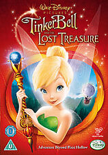 Tinker Bell And The Lost Treasure (DVD, 2009)disney