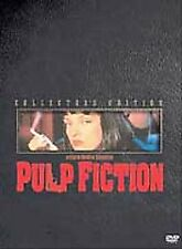 Pulp Fiction (DVD, 2002, 2-Disc Set, Collector's Edition)