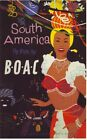1959 BOAC Flights to South America A3 Poster Reprint