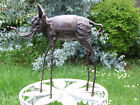 BEAUTIFUL QUALITY PURE BRONZE DALI ABSTRACT ELEPHANT SCULPTURE SUBSTANTIAL