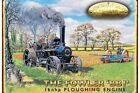 """Fowler BB1 Traction Vintage style repo metal wall sign 8"""" x 6"""""""