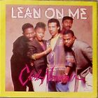 "CLUB NOUVEAU 'LEAN ON ME' UK PICTURE SLEEVE 7"" SINGLE"