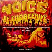 """VOICE OF THE BEEHIVE 'I THINK I LOVE YOU' UK PICTURE SLEEVE 7"""" SINGLE #2"""