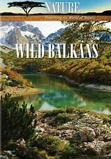 Nature: Wild Balkans NEW DVD