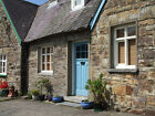 West Wales Holiday Cottages Ceredigion Garden by Stream Dog Friendly