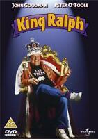 KING RALPH (R2 DVD NEW NOT SEALED)