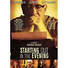 Starting Out in the Evening (DVD, 2008) NEW Sealed
