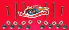 Ford Falcon Fairlane Bucket Seat Bolt Kit XR XT XW XY XA XB XC GT GS ZA ZB ZC ZD