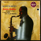 LP* What's New? - SONNY ROLLINS *** ANALOGUE LIMITED EDITION AUDIOPHILE * 180G