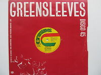 It's Magic 12 Dennis Brown/Crazy Love Pad Anthony Greensleeves GRED 167 1st A1B1