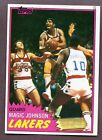 1981 Topps Magic Johnson #21 Basketball Card GEM MINT 9.5 (BGS) POP.1
