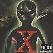 """SONGS IN THE KEY OF X""-THE X FILES SOUNDTRACK-REM-ENO-FOO FIGHTERS-BRAND NEW CD"