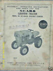 917.99420 Sears Suburban Tractor Manual & List on CD