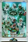 NEW YORK JETS 2004 ETOPPS IN HAND ONE OF ONLY 1510