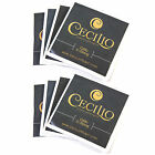 2 SETS CELLO STRINGS 4/4 3/4 1/2 1/4 & PITCHPIPE/TUNER