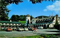 So Egremont MA VW Mustang Old Cars Postcard