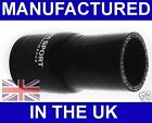 38mm to 35mm SILICONE STRAIGHT REDUCER HOSE BLACK UK