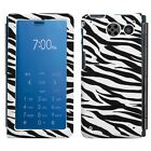 Zebra Hard Case Snap on Cover for Sanyo Innuendo 6780