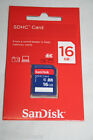 SanDisk 16GB Class 4 SDHC Secure Digital Memory Card