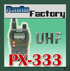 PUXING PX-333 UHF 400-470mhz + HQ Earpiece