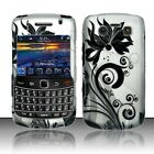 Black Vines Hard Case Cover for BlackBerry Bold 9700