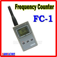 YAEGE FC-1 Portable Frequency Counter 10Hz - 2.6GHz
