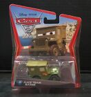 NEW!! DISNEY PIXAR CARS 2- DIECAST #15 RACE TEAM SARGE