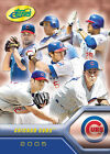 CHICAGO CUBS 2005 ETOPPS IN HAND ONE OF ONLY 1300