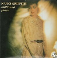 "NANCI GRIFFITH outbound plane 7"" PS EX/EX uk mca"