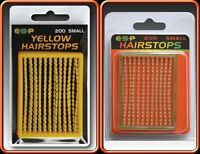 Brand New ESP Hairstops - All Sizes & Colours Available