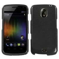 For Samsung Galaxy Nexus HARD Protector Case Snap on Phone Cover Carbon Fiber