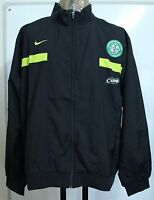 CELTIC BLACK 2009 TRACK JACKET BY NIKE ADULTS SIZE LARGE BRAND NEW WITH TAGS