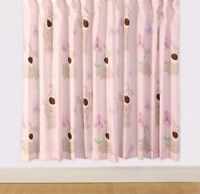 """Boofle Spring 66 X 72"""" Drop Curtains Pair Bed Room Decor Matches Duvet Gift New"""