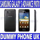 BRAND NEW SAMSUNG GALAXY S ADVANCE I9070 DUMMY DISPLAY PHONE - UK SELLER