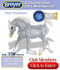 Breyer horse WEB SPECIAL 2011 MONT TREMBLANT ONLY 350 MADE BRAND NEW
